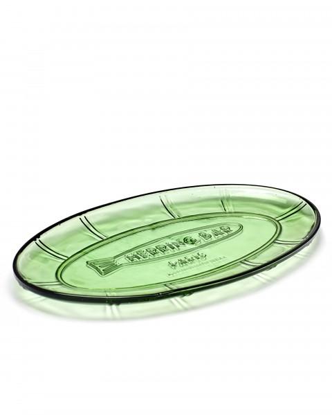 Paola Navone - Fish & Fish - Dish Oval Flat Small