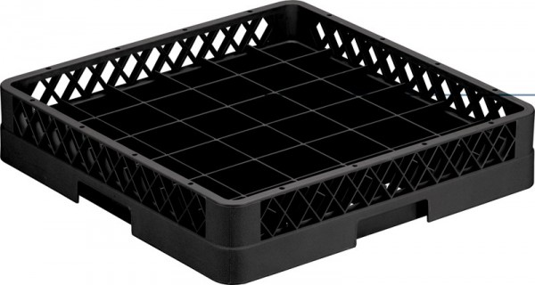 36 Compartment Base Rack Black 6/box