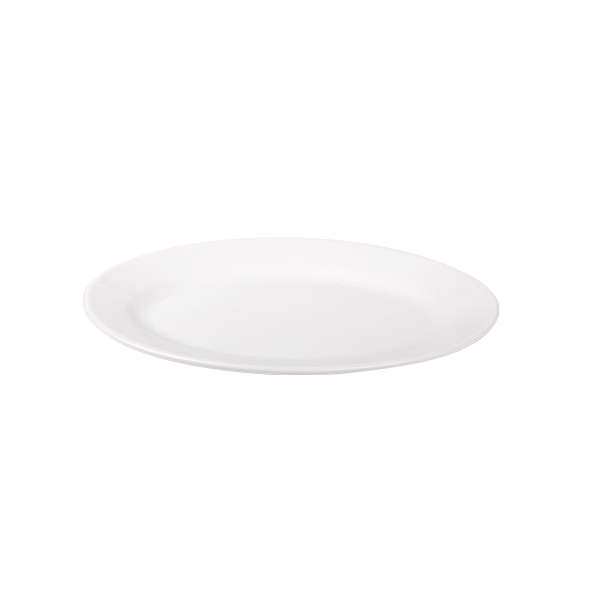 Oval Rim Platter 30 cm 12/box