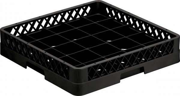 25-Compartment Base Rack BLACK
