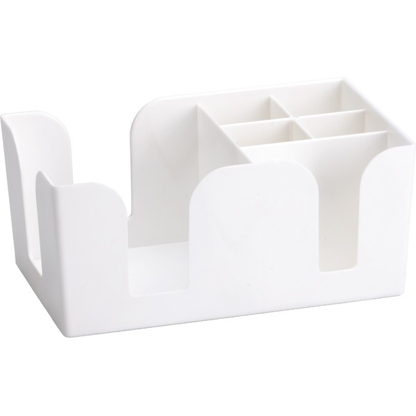 Bar Caddy white 24*15*11 cm