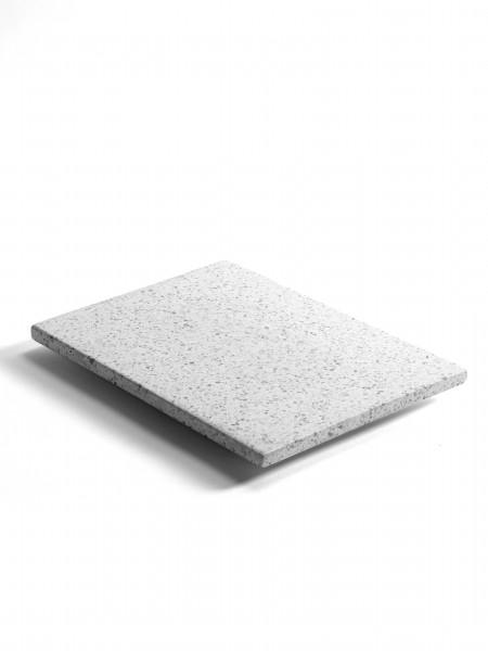 "Serving Tray & Presentation Platter - Presentation Platter ""White Terrazzo"""
