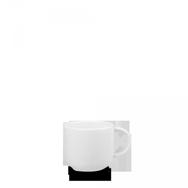 White Bubble Cup 8Oz 12/box