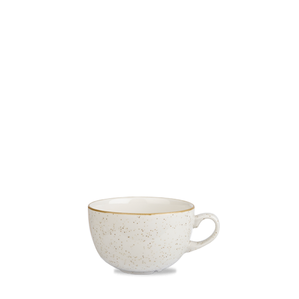 Stonecast White Speckle Cappuccino Cup 12Oz Box 12