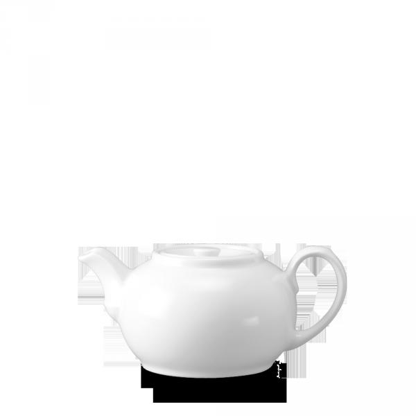 White Nova Teapot 15Oz 4/box