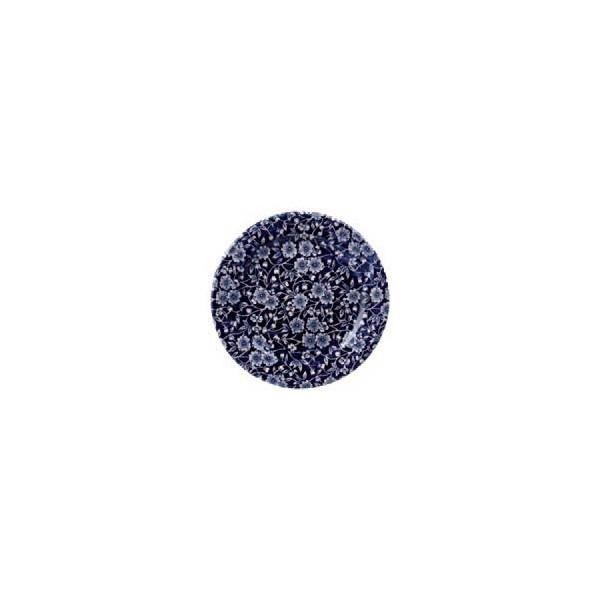 """Victorian Calico Willow Profile Plate 6.5"""" 6/box"""
