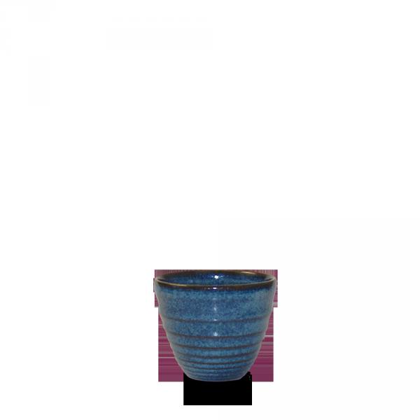 Sapphire Ripple Dipper Pot 2Oz 12/box