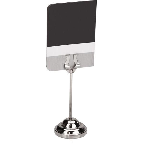 Menu Card Clip short 15 cm