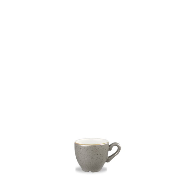 Stonecast Grey Espresso Cup 3.5Oz 12/box