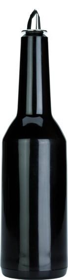 Flair Bottle black 750 ml