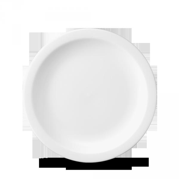 """White Nova Plate 8"""" 24/box"""