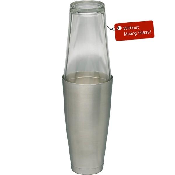 Cocktailshaker brushed 820 ml