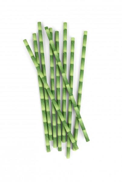 Paper straws Bamboo