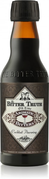 Bitter Truth Old Time Aromatic Bitters 200 ml