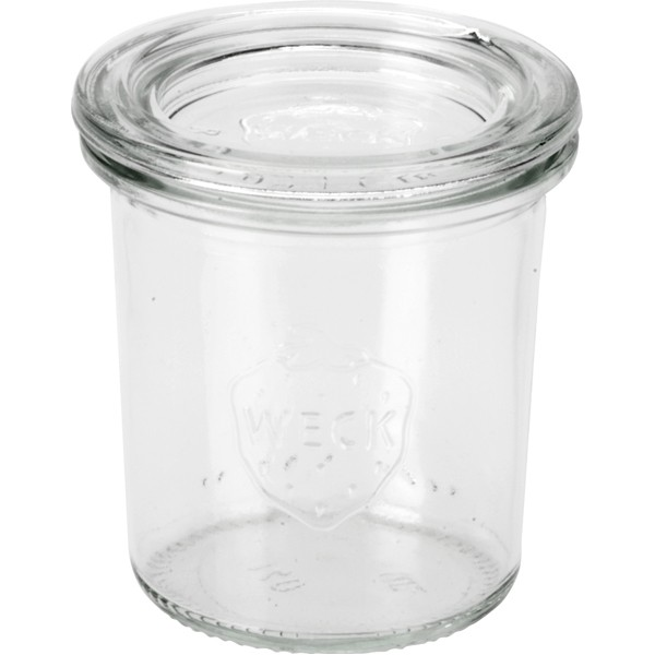 Weck Mini Overturn 140 ml 12/box