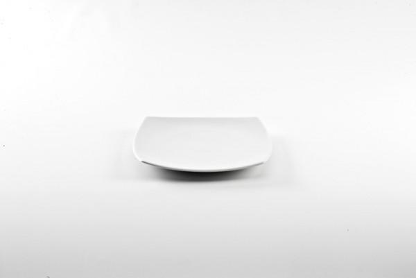 SQUARE PLATE- 21 cm