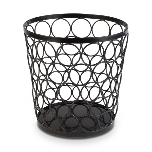 Food & Fruit basket black
