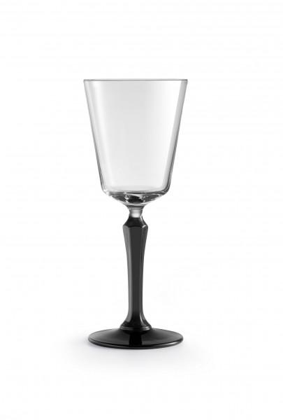 SPKY Black Stem Cocktail/Wine 240 ml 12/box OUTLET