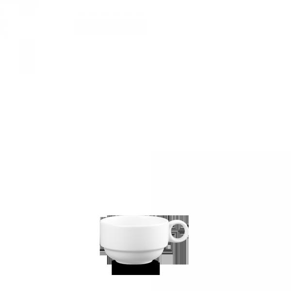 White Profile Stacking Cup 3Oz 12/box