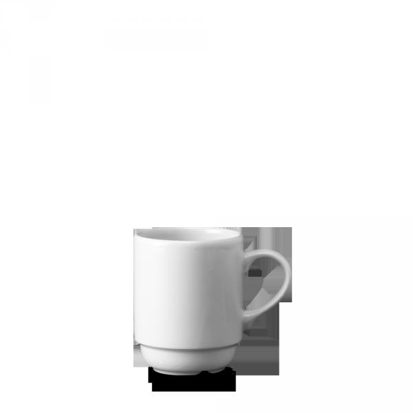 White Stacking Mug 10Oz 24/box