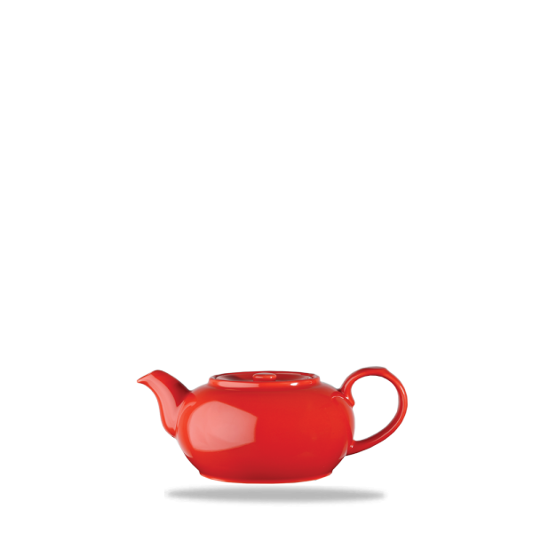 Red Nova Teapot 15Oz 4/box