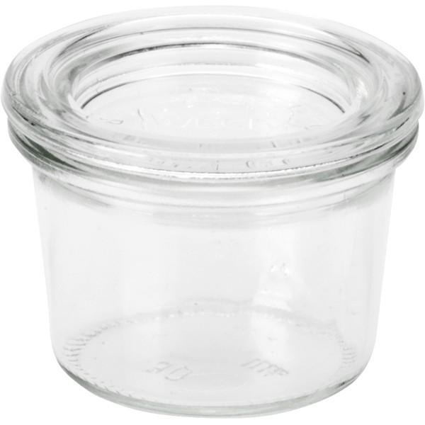 Weck Mini Overturn 80 ml 12/box