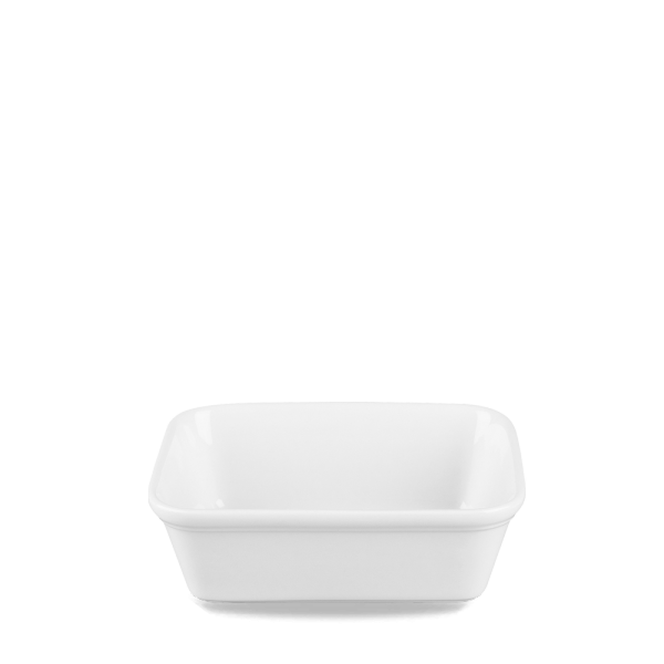 White Cookware Lasagne Dish 21.1Oz 12/box