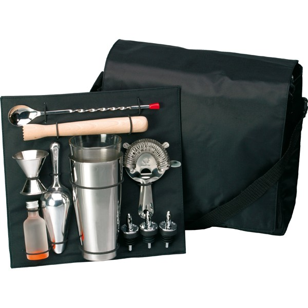 Professional Bar Bag 9 pcs