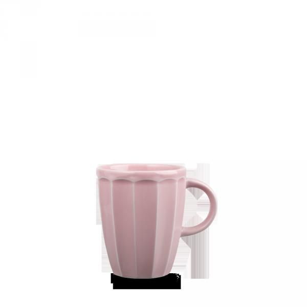 Pastel Pink Dessert Mug 12Oz 12/box
