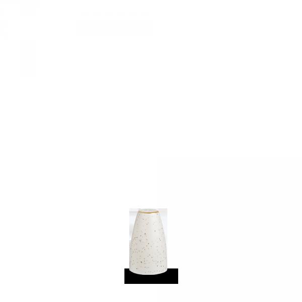 """Stonecast Barley White Profile Pepper 2.75"""" 12/box"""