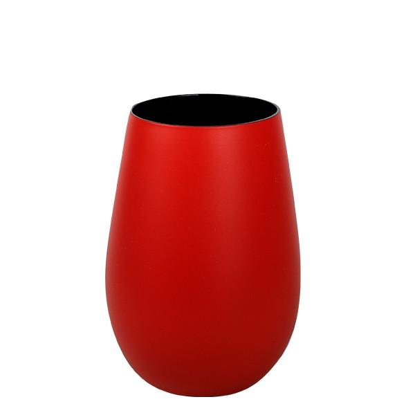 Olympic matt-red Rocks Black 465 ml 6/box