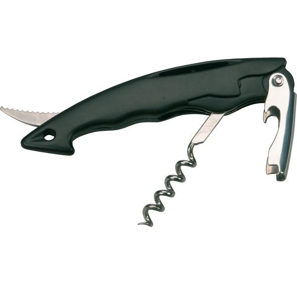 Corkscrew shark black