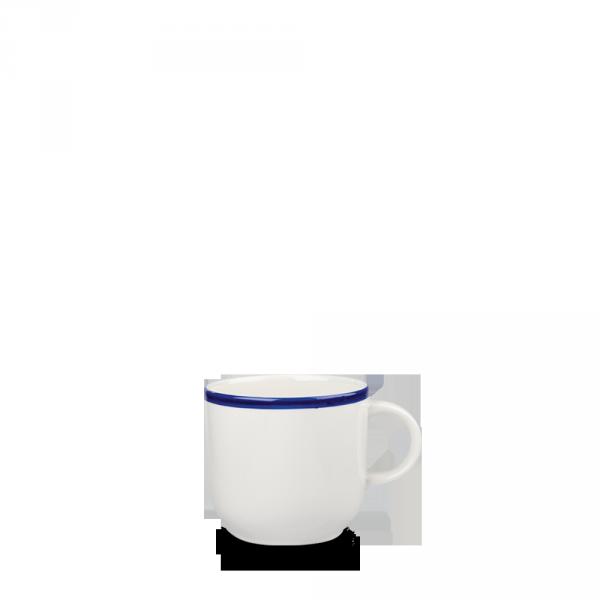 Retro Blue Cup 8Oz 12/box