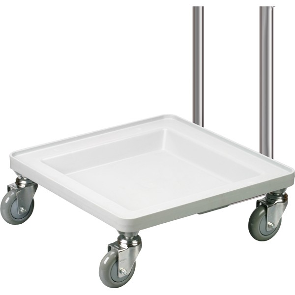 Trolly with Stainless Steel Handle