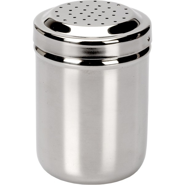 Chocolate Shaker stainless steel