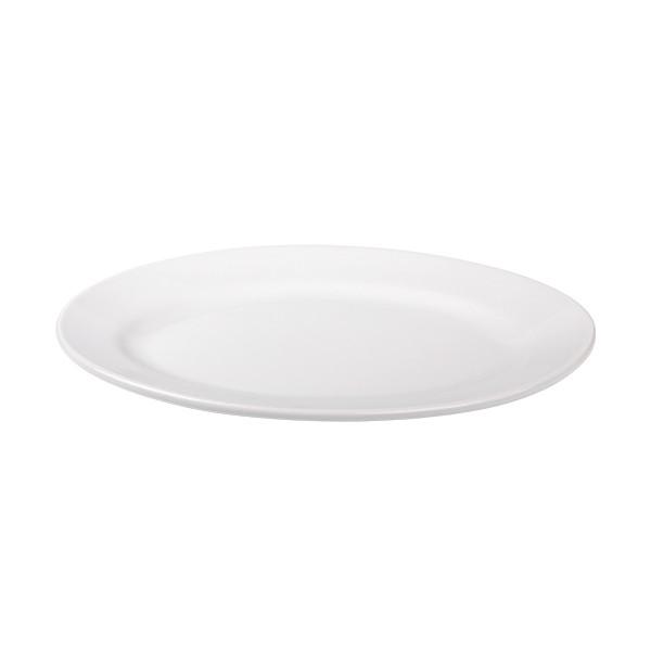 Oval Rim Platter 23,5 cm 12/box