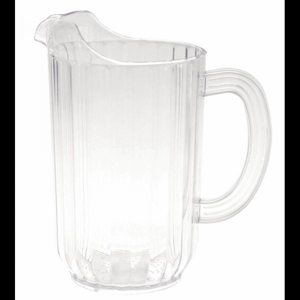 Carlisle Kan Ribbel Polycarbonaat 1,4 liter
