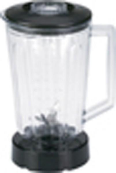 Polycarbonat Container, compl.