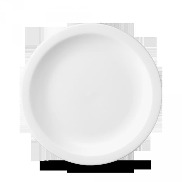 """White Nova Plate 9"""" 24/box"""