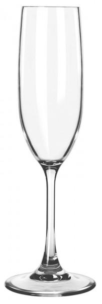 Infinium plastic drinkware flute 192 ml