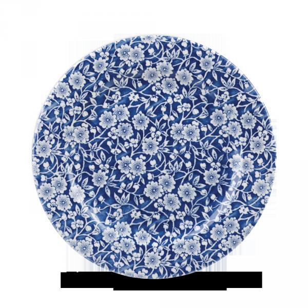 "Victorian Calico Prague Profile Plate 8"" Box 6"