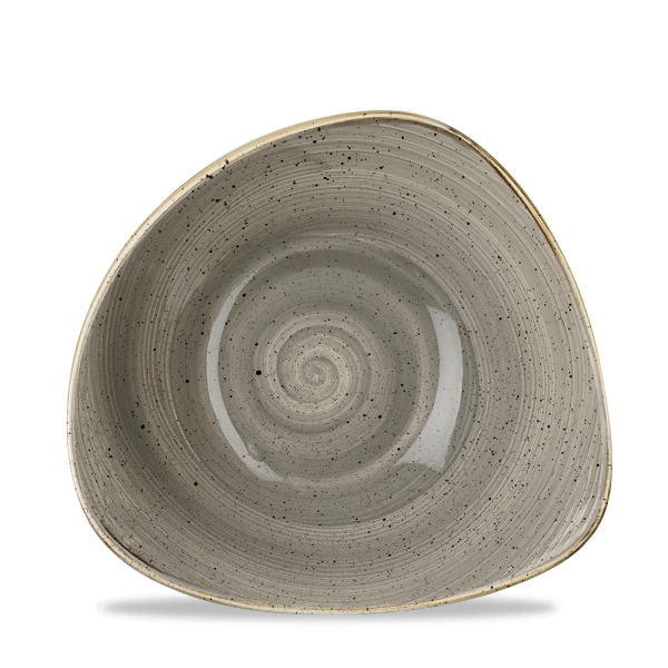 "Stonecast Grey Lotus Bowl 7"" Box 12"