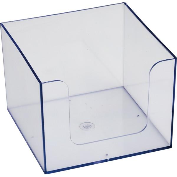 Napkin Holder clear L 14 cm * B 14 cm * H 10 cm
